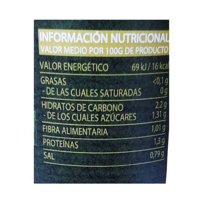 ESPARRAGO BLANCO  ECOLÓGICO D.O NAVARRA EMPERATRIZ 6/8 frutos