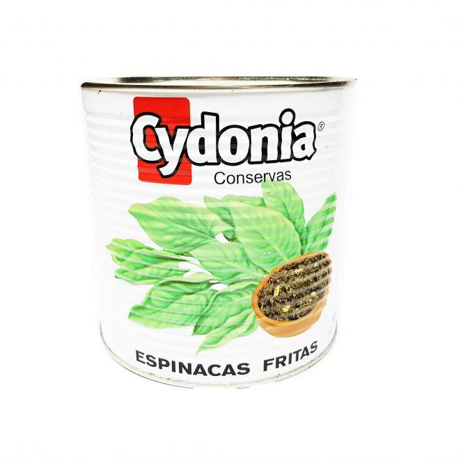 ESPINACA FRITA 3KG. CYDONIA
