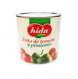 FRITO DE TOMATE Y PIMIENTO 3 KG. HIDA