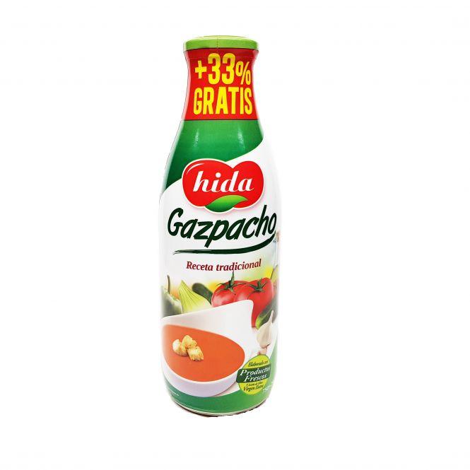 GAZPACHO 750ML +33% GRATIS HIDA