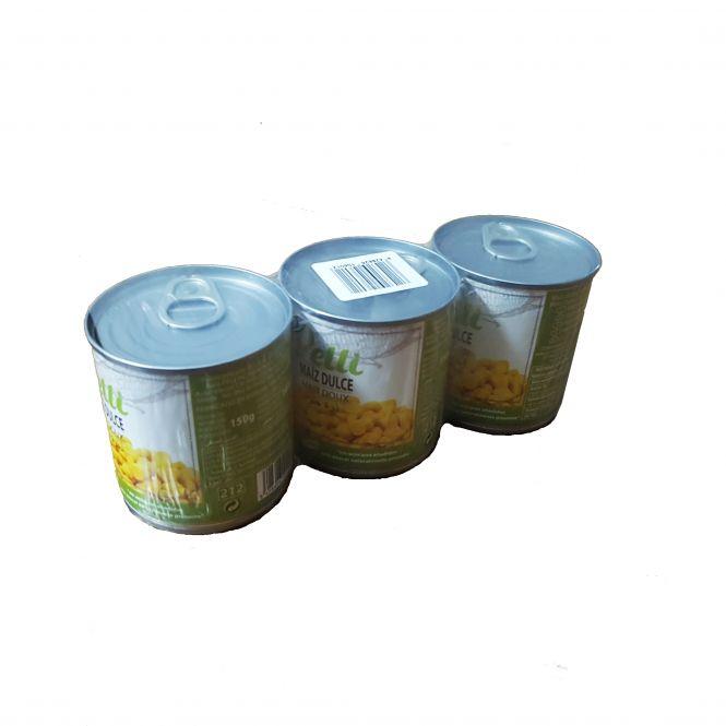 MAIZ DULCE PACK3 X 150 g.  PELLI