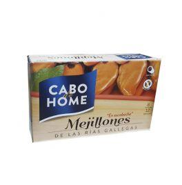 MEJILLON EN  ESCABECHE RIAS GALLEGAS 8/12P. CABO DE HOME