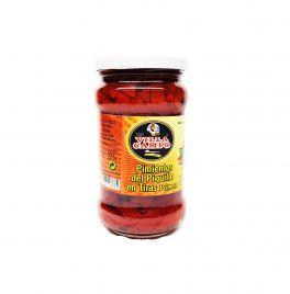 PIMIENTO PIQUILLO TIRAS 314 ml. VILLACAMPO