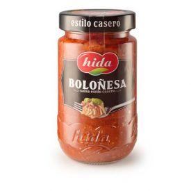 SALSA BOLOÑESA DE CARNE 355G. HIDA