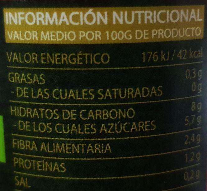 PIMIENTO  PIQUILLO ECOLÓGICO ASADO 6/9F 212 ml. EMPERATRIZ