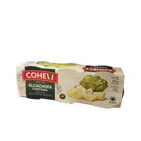 ALCACHOFAS CUARTEADAS PACK DE 3 LATAS DE 185G. COHEVI