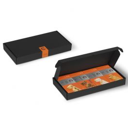 LOTE BLACK BOX 4 CASTILLO DE JIJONA